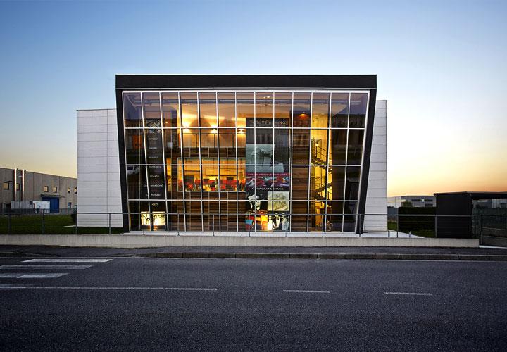 Headquarters at Comun Nuovo