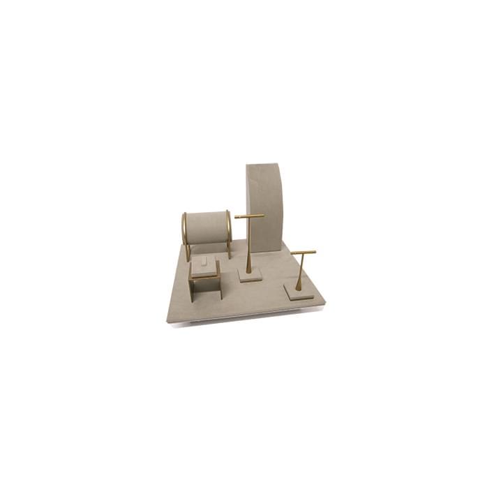 Jewelry display set - 04-vetrina bilbao