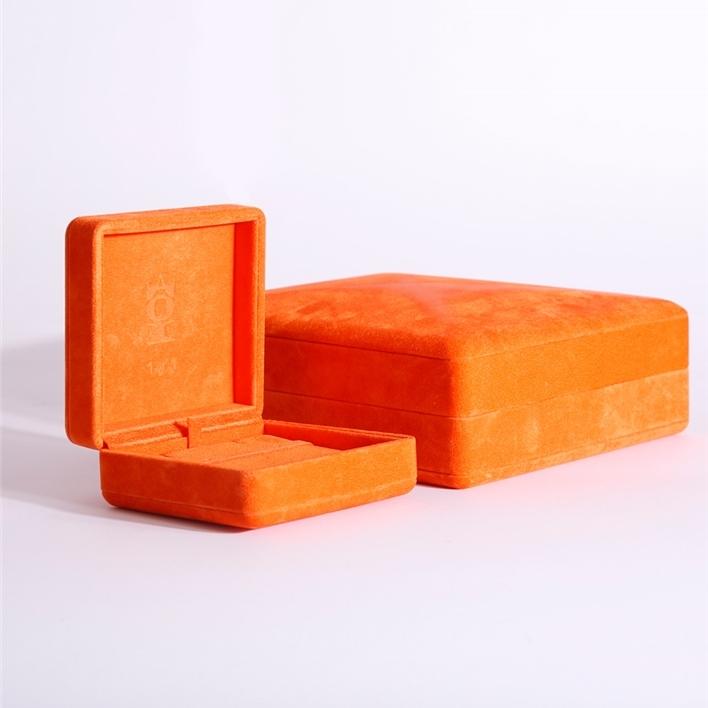 Jewelry boxes - 50 arancione