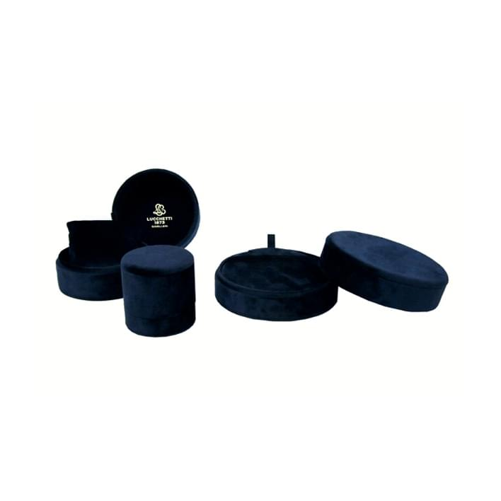Jewelry boxes - astucci girotondo lucchetti