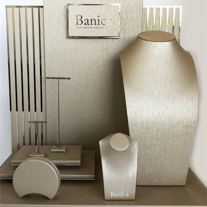 GET INSPIRATION FOR YOUR JEWELLERY DISPLAYS - banica