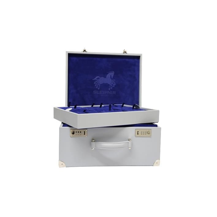 Presentation trays - beauty grigio 3