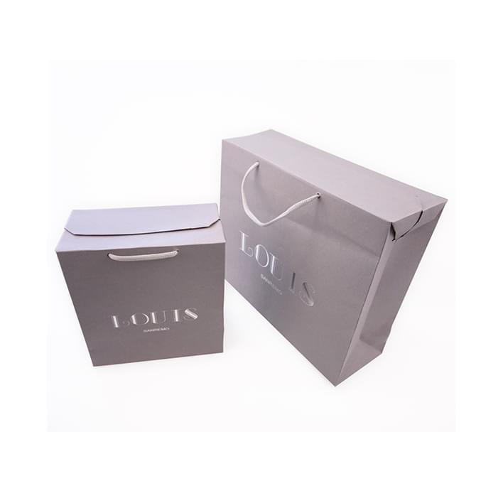 Luxury paper bags - Borse-sprint