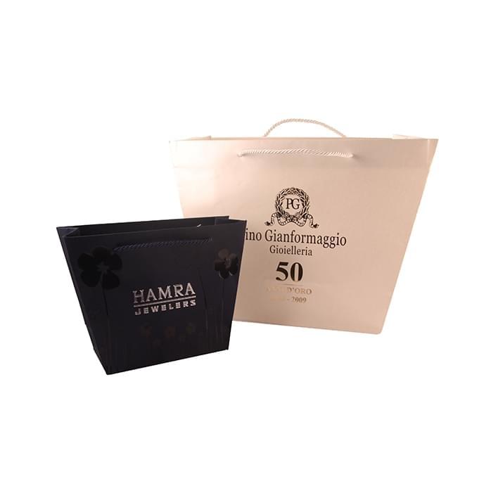 Luxury paper bags - Capri