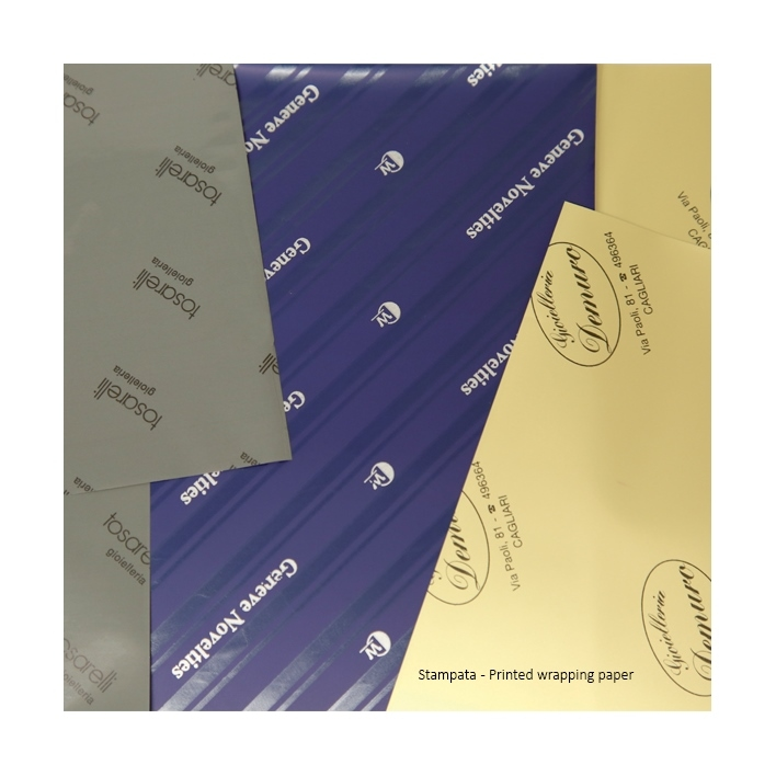 Wrapping paper - carta stampata