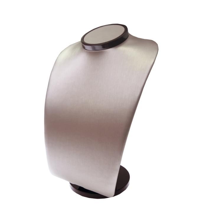 Necklace Display - collo-per-collane-classico-laccato
