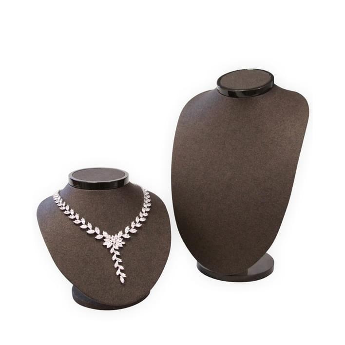 Necklace Display - collo-per-collane-cuore