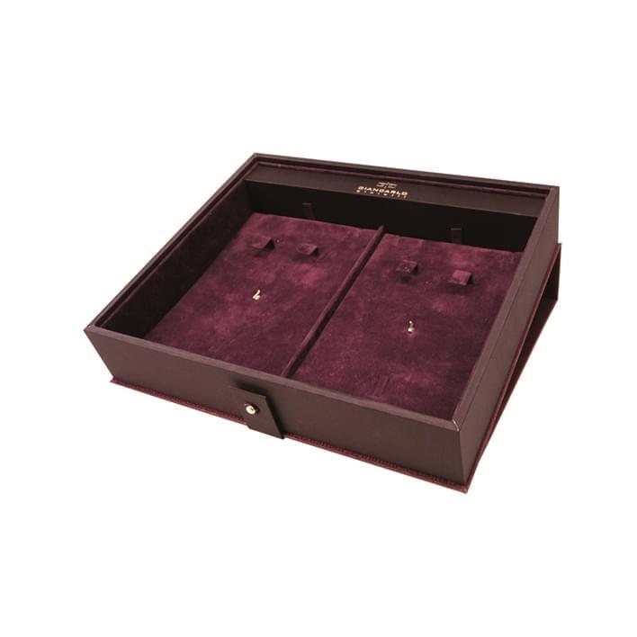 Presentation trays - Couvette con coperchio 6