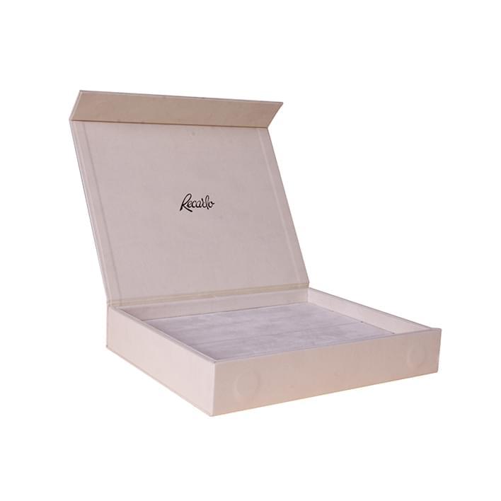 Presentation trays - Couvette con coperchio