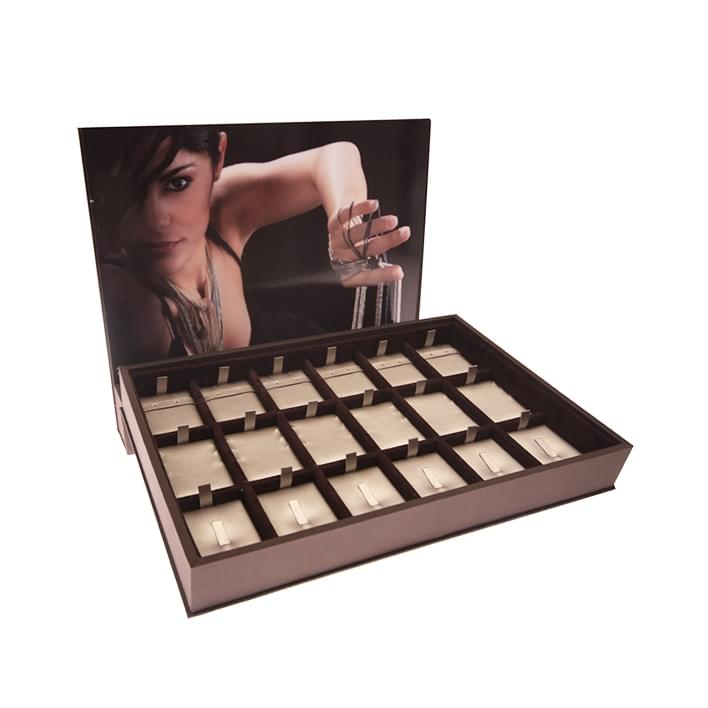 Presentation trays - Couvette Display 8