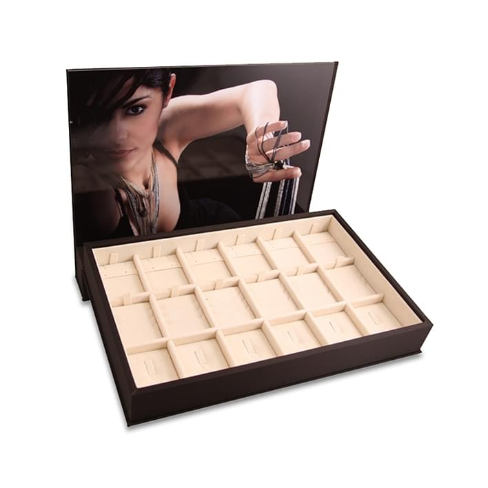 Presentation trays - Couvette Display 9