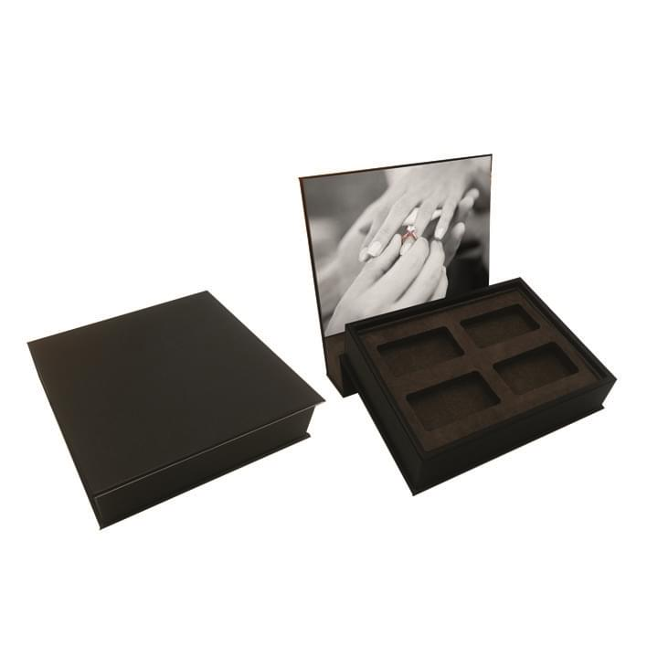 Presentation trays - couvette display