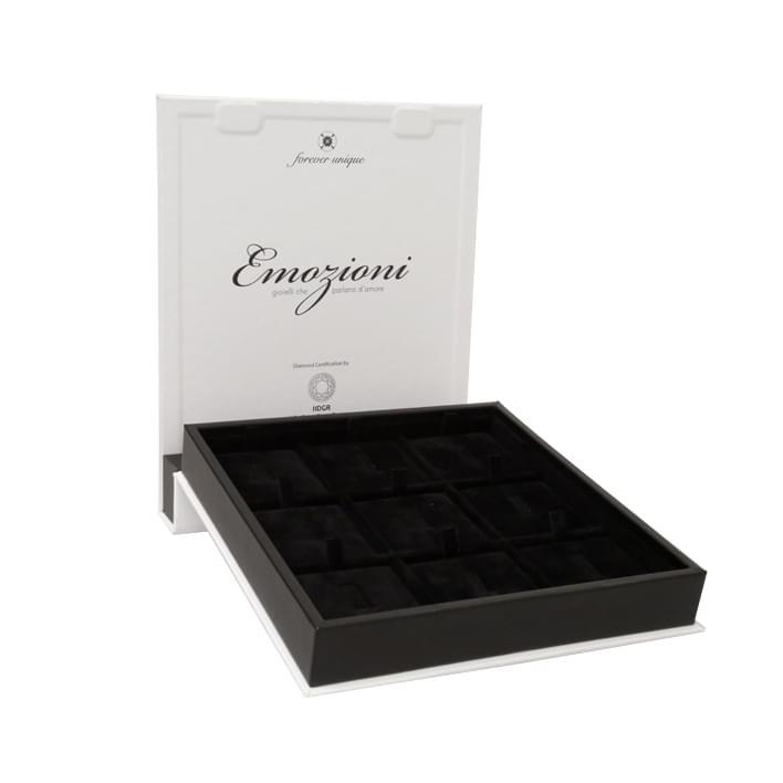 Presentation trays - couvette emozioni per sito