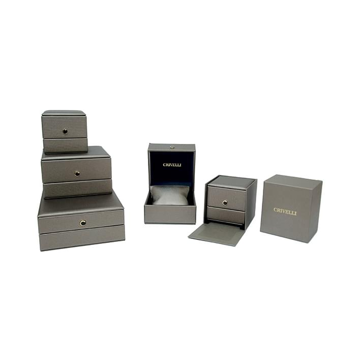 Jewelry boxes - crivelli astuccio royal