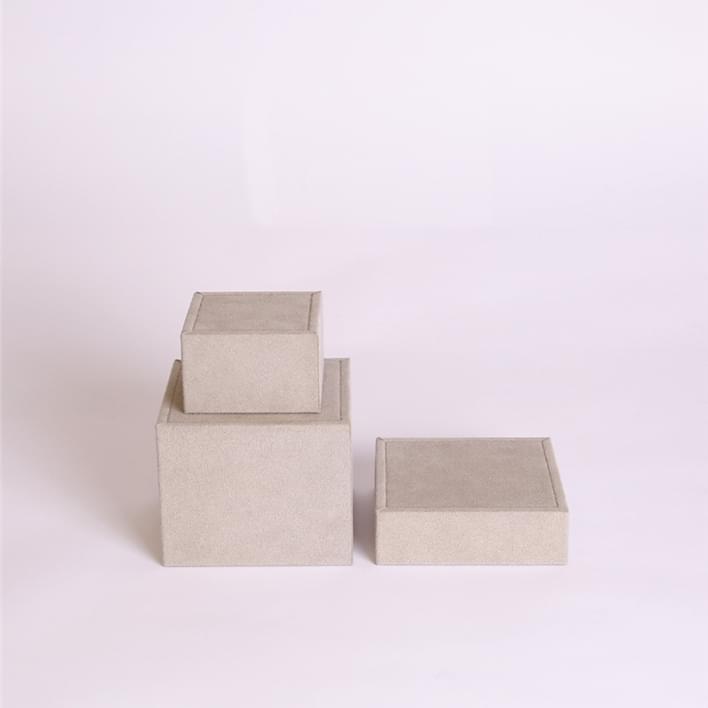 Jewelry display - cubi piccoli set