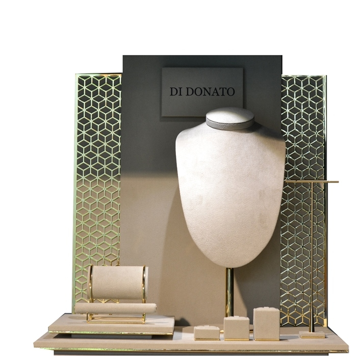 GET INSPIRATION FOR YOUR JEWELLERY DISPLAYS - di donato