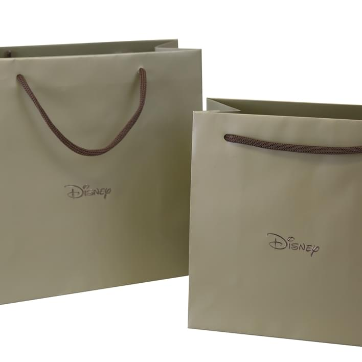 Luxury paper bags - disney