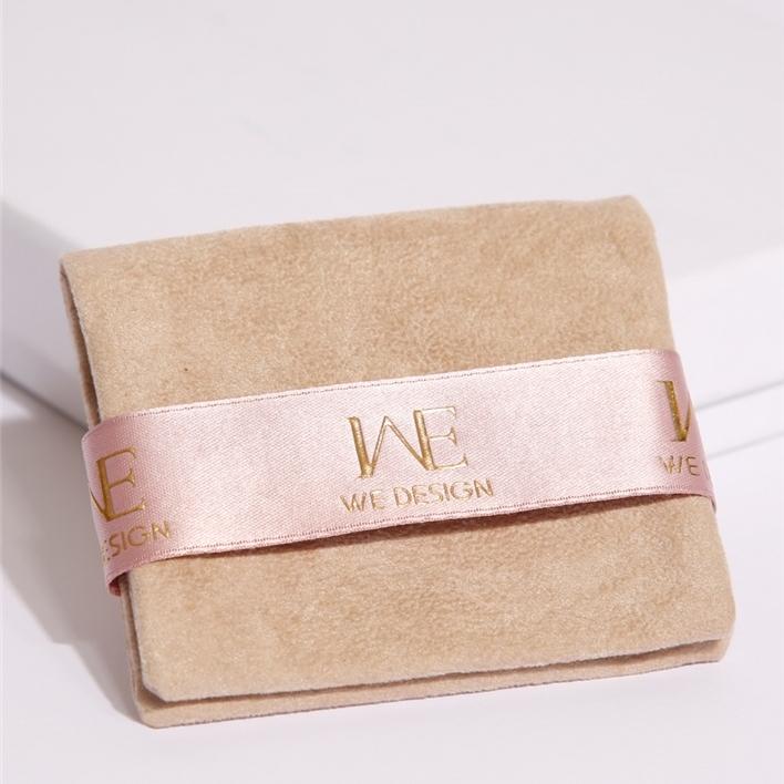 Jewelry pouches - double nastro