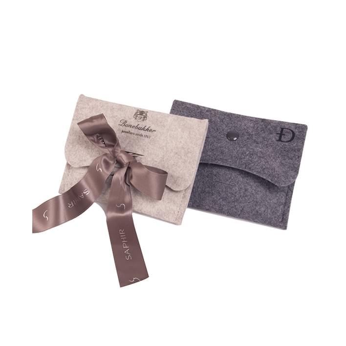 Jewelry pouches - Feltro