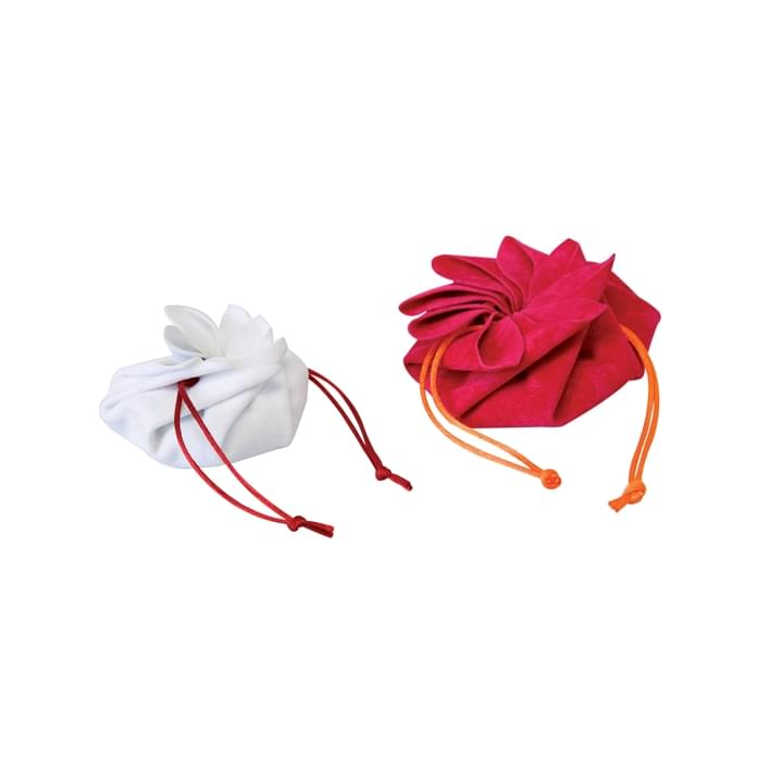 Jewelry pouches - flower pochette