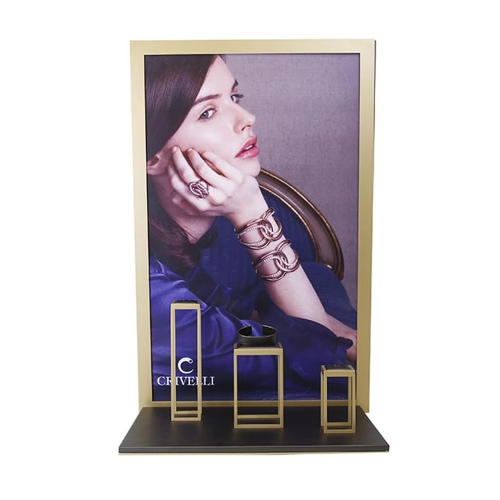 Jewelry display set - Geneve-vetrina