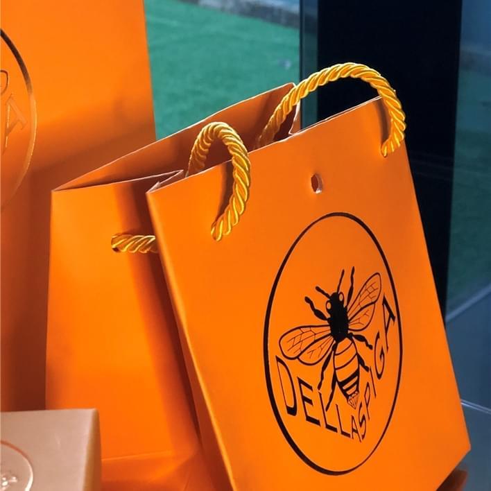 Luxury paper bags - IMG 1710 (2)