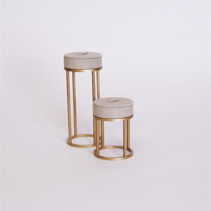Jewelry display - lonodn anello lato