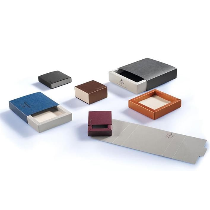 Jewelry boxes - Match-astuccio