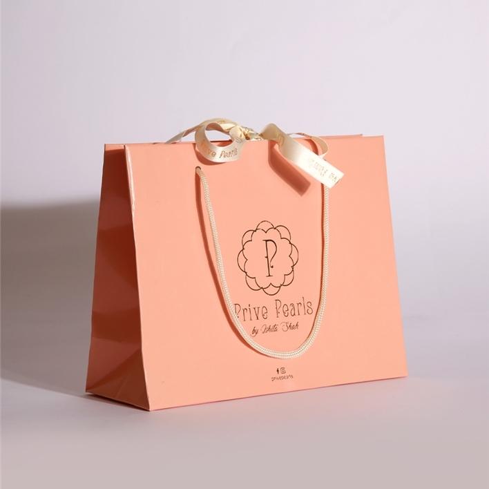 Luxury paper bags -  MGS0055