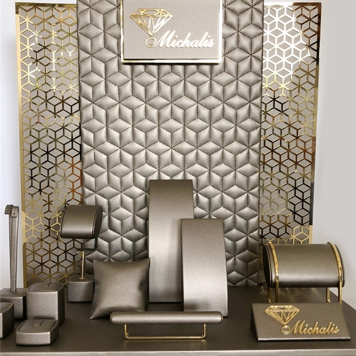 GET INSPIRATION FOR YOUR JEWELLERY DISPLAYS - michalis