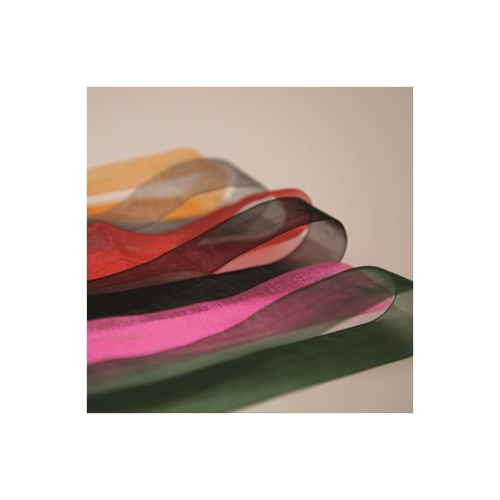 Printed ribbon - organza2web
