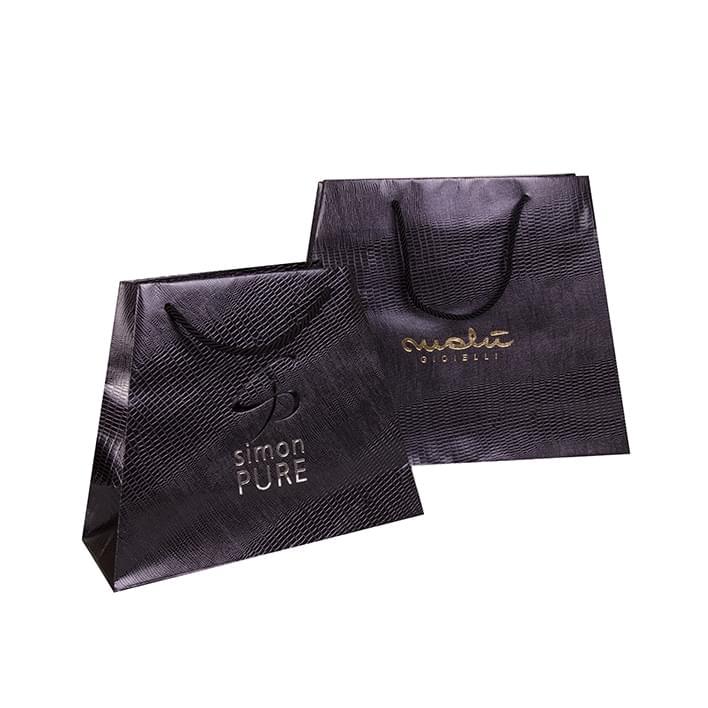 Luxury paper bags - Pellaq