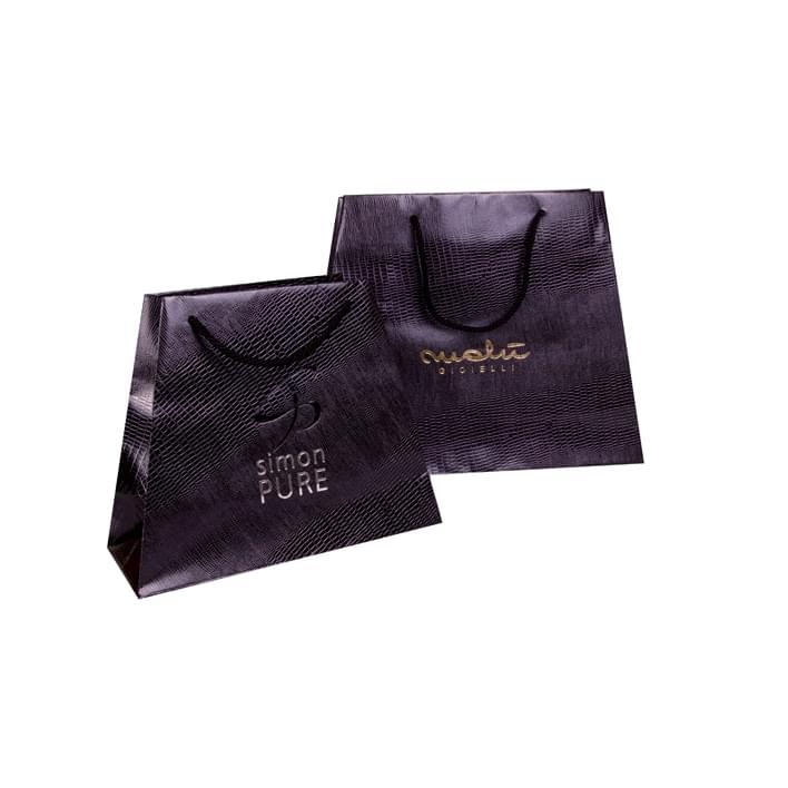 Luxury paper bags - pelleq