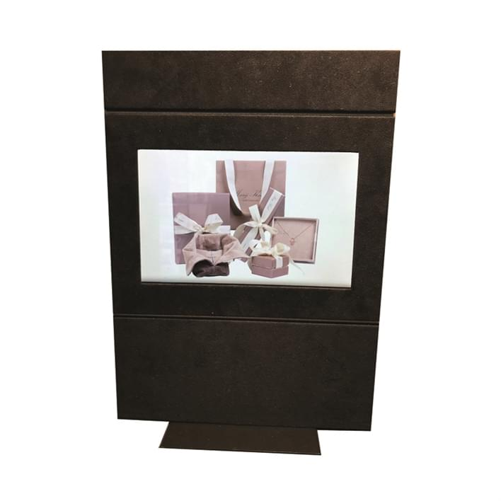 Jewelry display set - porta ipad interno