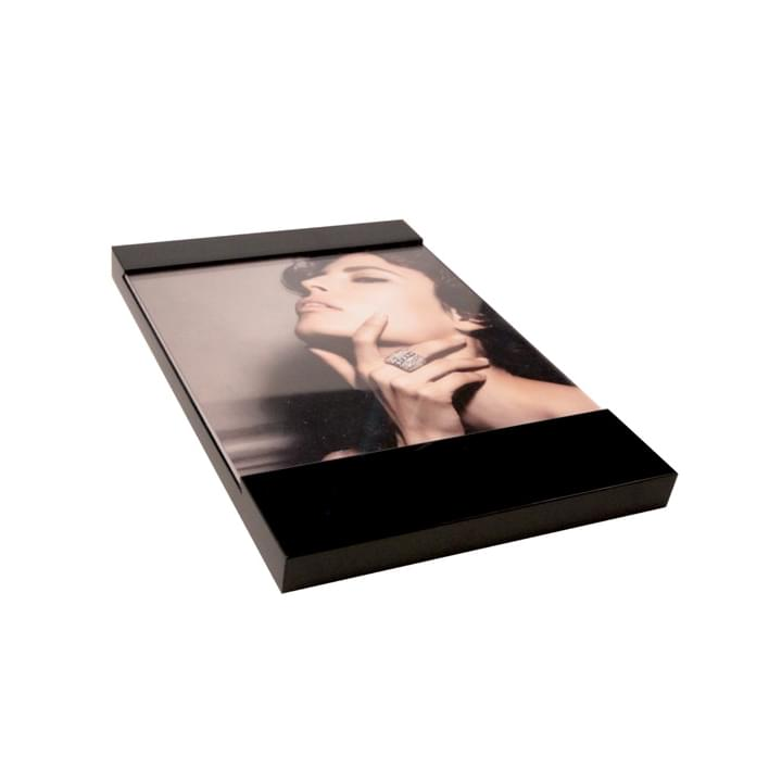 Jewelry display set - PORTAFOTO INCLINATO LACCATO
