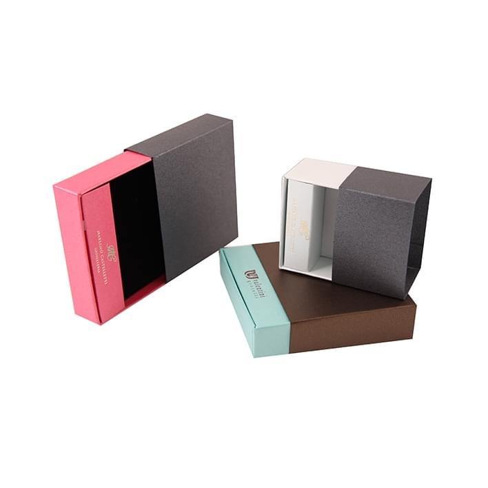 Jewelry boxes - Rail 3