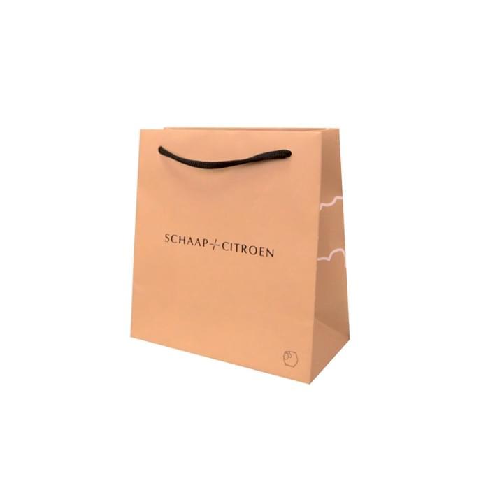 Luxury paper bags - schaap citroen litografia