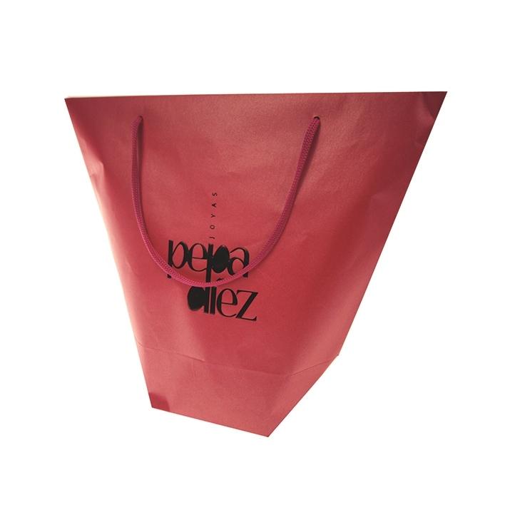 Luxury paper bags - Secchio 2