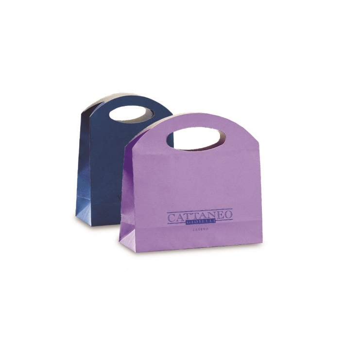 Luxury paper bags - SHOPPING ELLISSE
