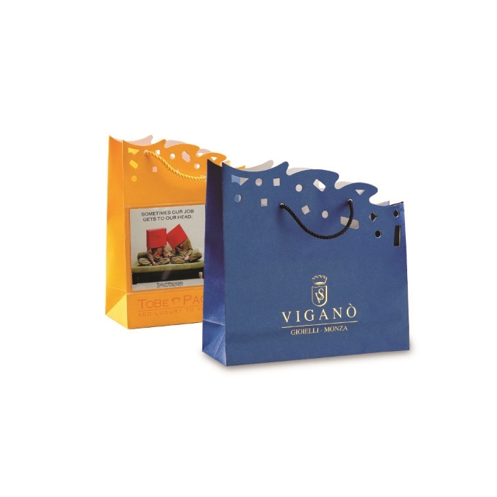 Luxury paper bags - SHOPPING ONDA