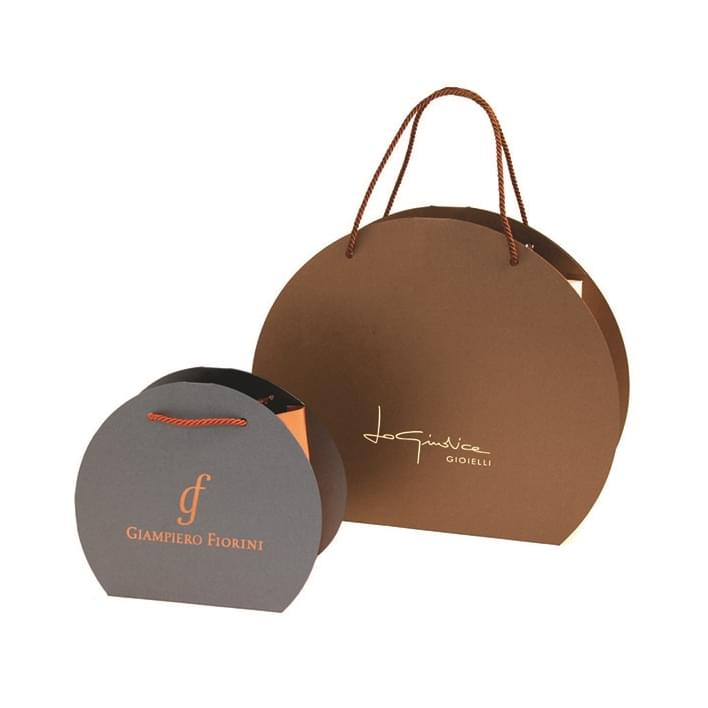 Luxury paper bags - SHOPPING TONDE