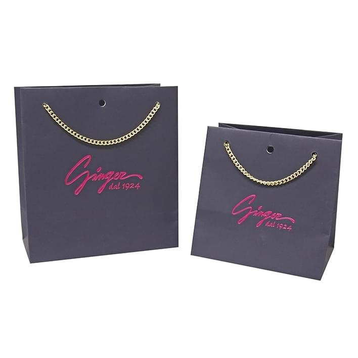 Luxury paper bags - SHOPPING