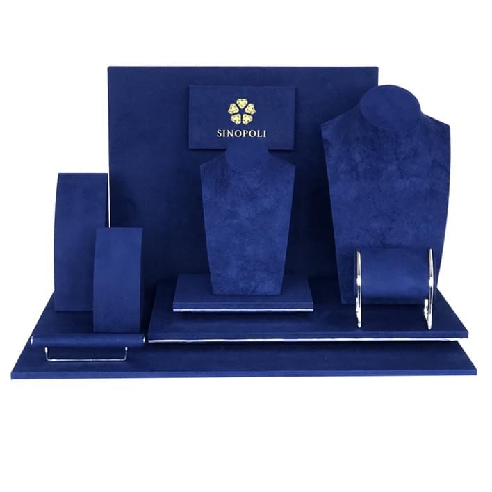 Displays set - sinopoli blu