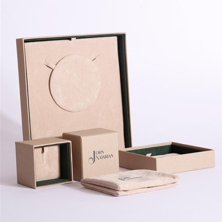 Jewelry boxes - skyline