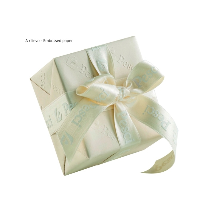Wrapping paper - stampa a rilievo