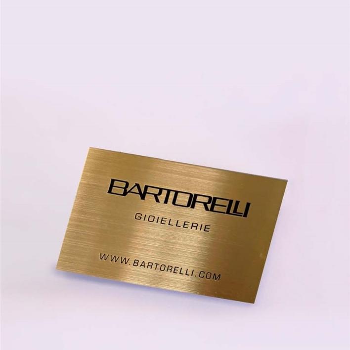 Jewelry display - TARGHE BARTORELLI
