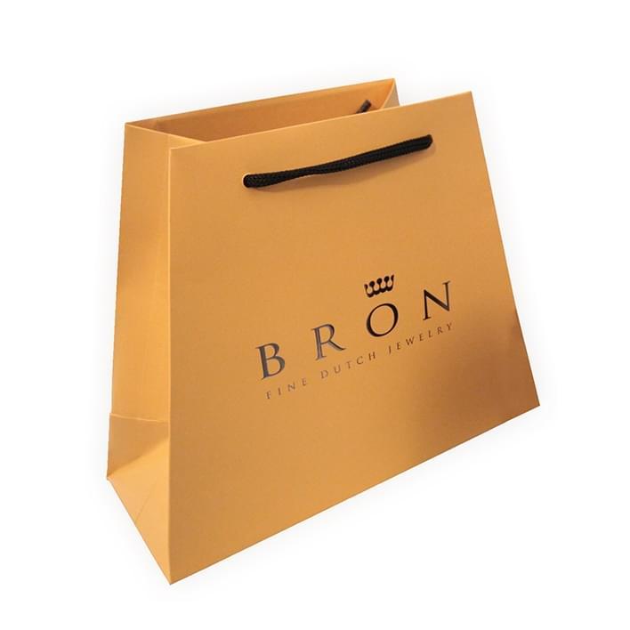 Luxury paper bags - Trapezio 2