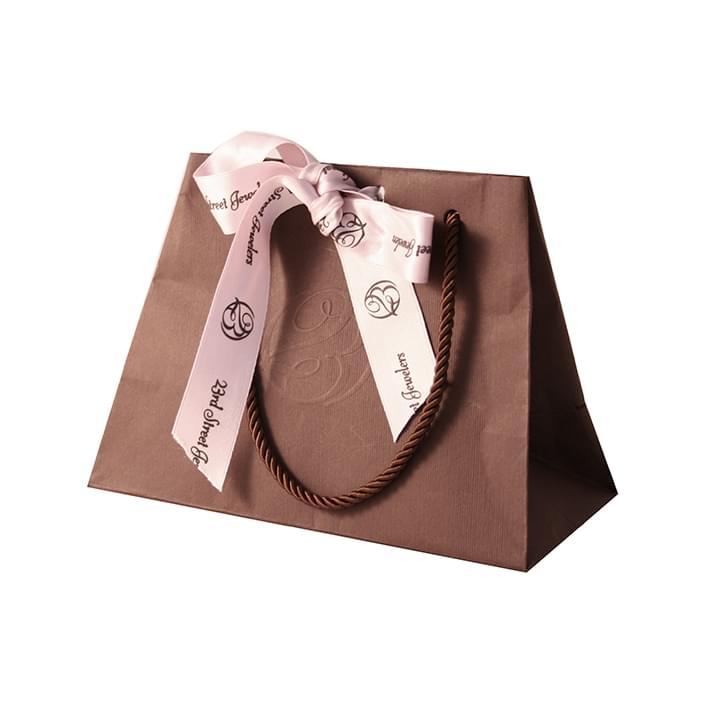 Luxury paper bags - Trapezio 3