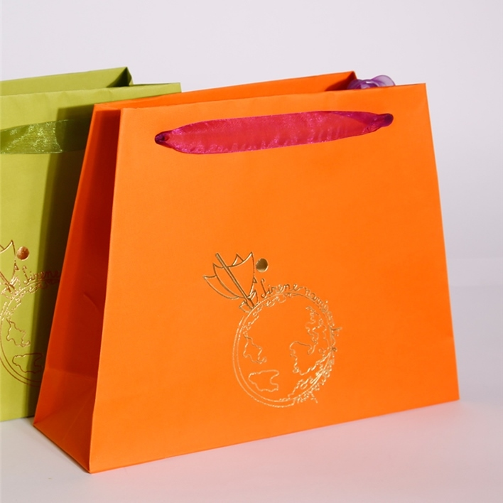 Luxury paper bags - trapezio