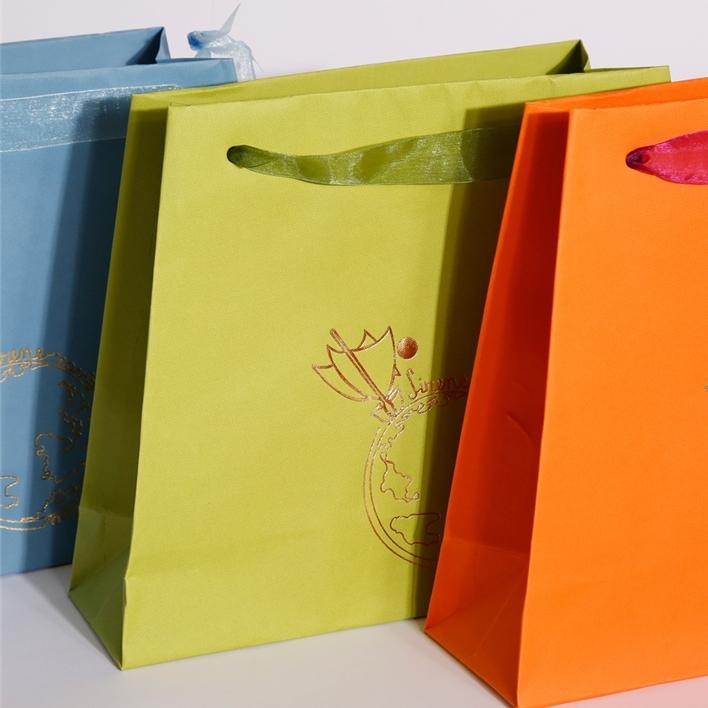 Luxury paper bags - trapezio2